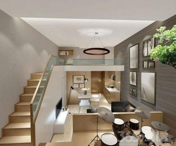 78米loft酒店式公寓