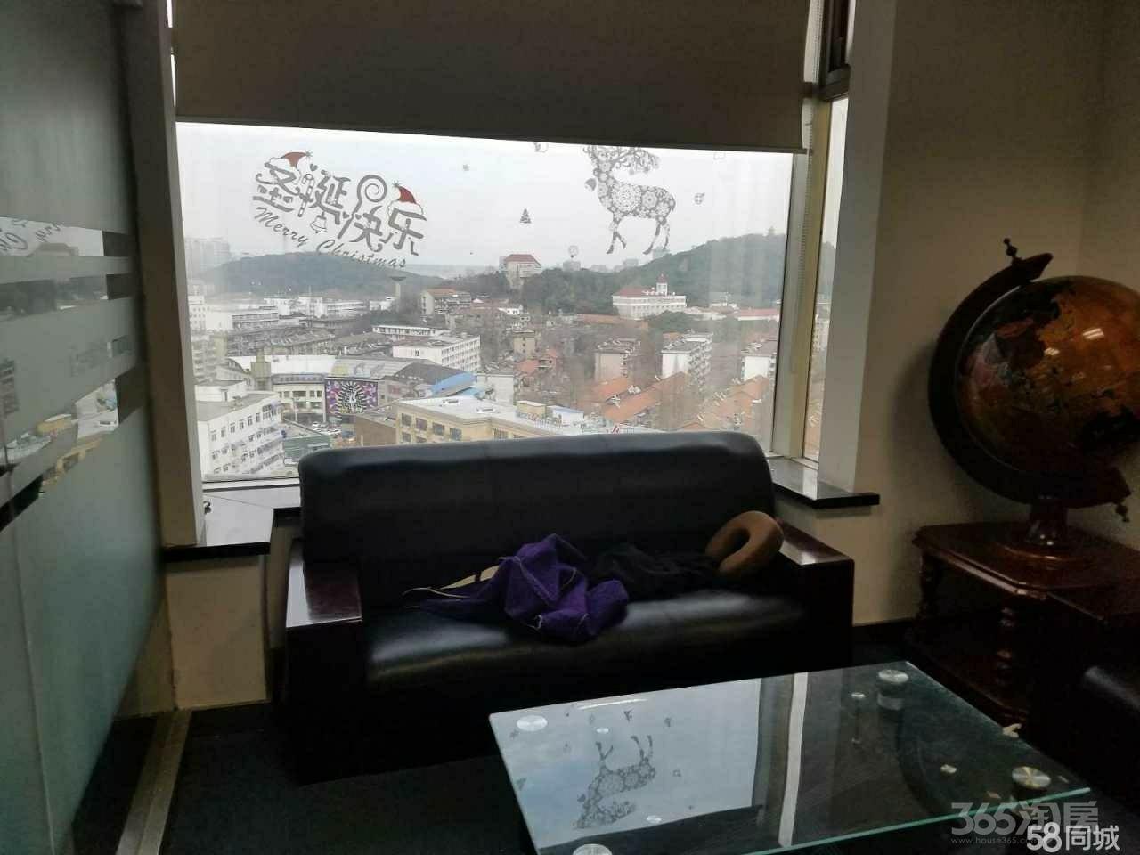 侨鸿国际写字楼132平米带租售100万抄底价