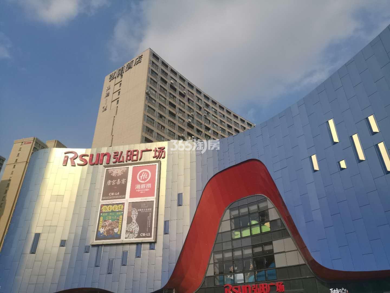 金象朗诗红树林周边商业配套—弘阳广场(7.29)