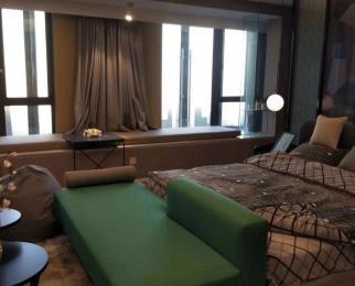 惠山区阳光100国际新城全新装修大三房家具齐全随时看