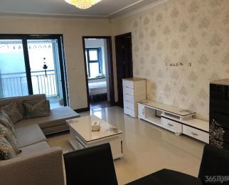 恒大雅苑2室2厅1卫89.16平米豪华装产权房2016年建