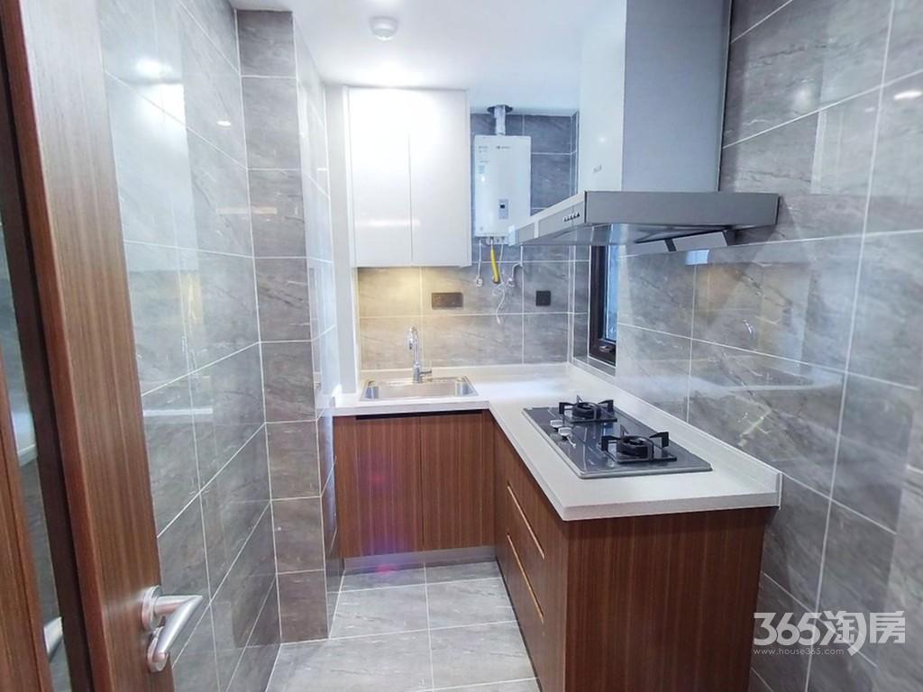 万科九都荟公寓2室1厅1卫72平米精装产权房2019年建
