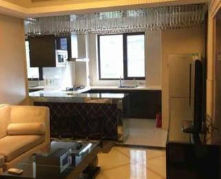 嘉业国际壹号公馆1室2厅1卫75平米豪华装产权房2011年建