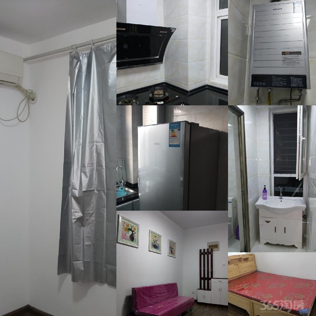 林溪湾2室2厅1卫62平米整租中装