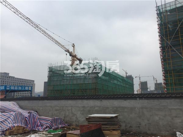龙湖北宸星座施工进展(3.5)