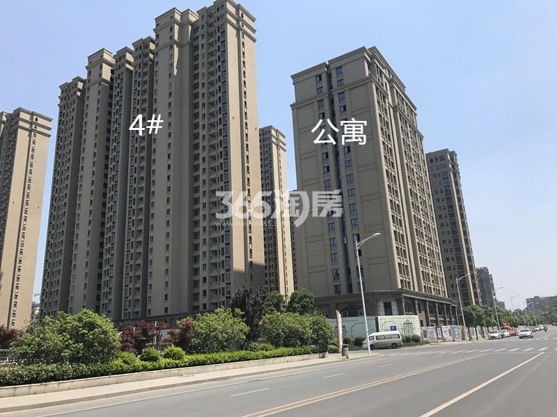 中电颐和府邸项目公寓、4号楼实景图(10.20)