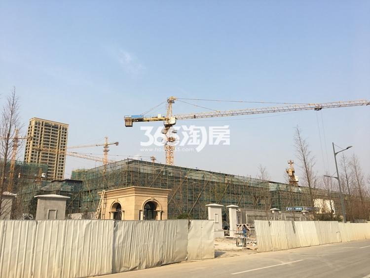 翠屏诚园周边实景图(3.20)