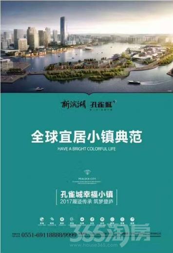 新滨湖孔雀城4室2厅2卫105平米2017年产权房毛坯