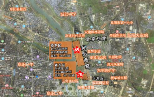 365实探:颍河东岸超四百亩地块,地产大鳄进驻!