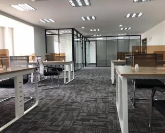 珠江路 新世界中心 华利国际 110平 220平 全新装修 全套