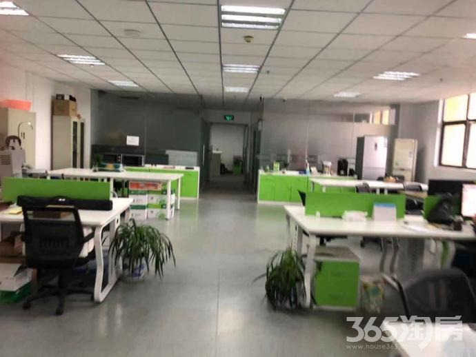 玄武区徐庄软件园花园式办公楼400㎡可注册公司整租简装