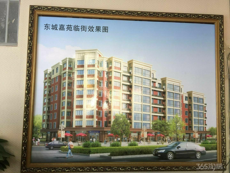 东城嘉苑3室2厅2卫131.1平米2017年产权房毛坯