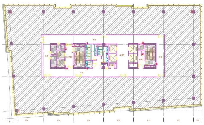 雨花台区安德门维沃大厦0室0厅户型图