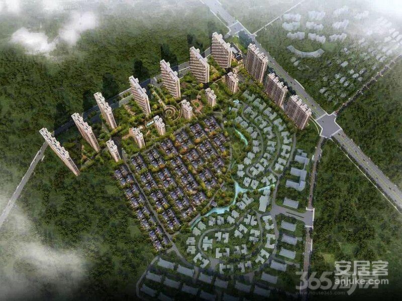 仙林首望城3室2厅2卫89平米毛坯产权房2018年建
