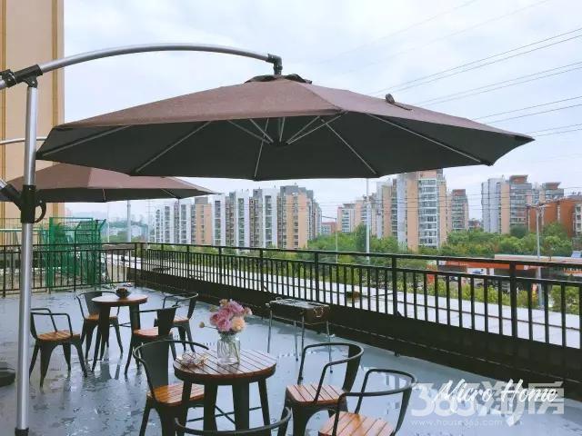【微享家精装修公寓 五塘广场地铁口 有天台 有