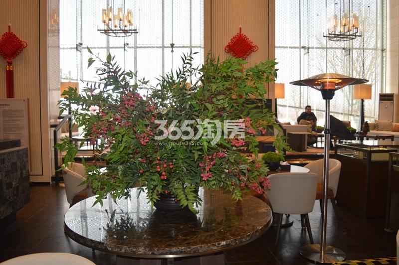 绿都地产少荃府售楼部(2018.3.8)