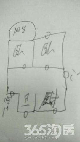 外景建筑手绘线稿