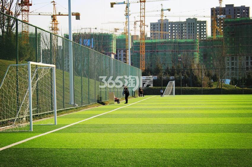 兰州碧桂园体育公园足球场(2017.11.29)