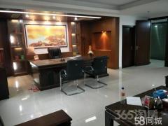 辰龙紫荆广场987平米精装整租(潜山路与史河路交口西南角)