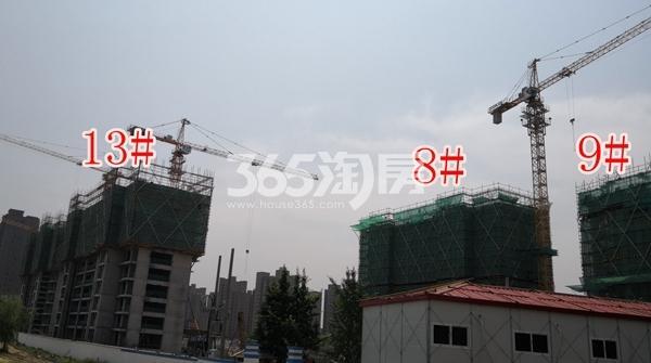 华润置地����御13#楼建约12层,8、9#楼建约10层以上(6.5)