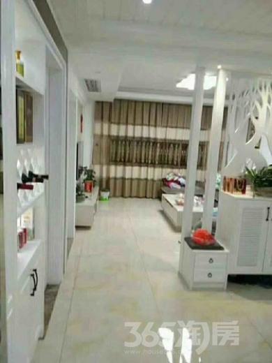 海韵江南2室1厅1卫88平米豪华装产权房2013年建满五年
