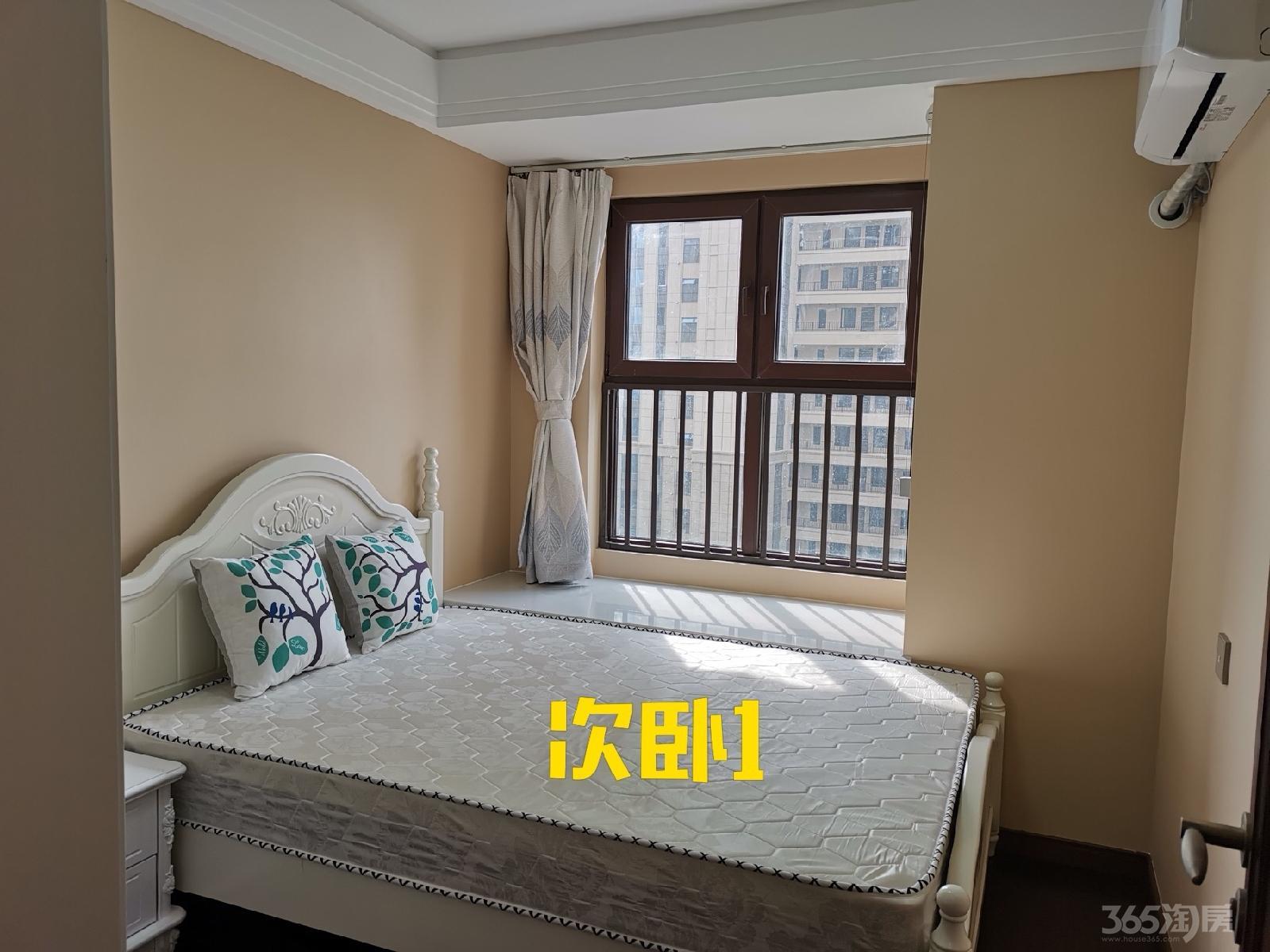 江宁区百家湖万科翡翠公园3室2厅户型图
