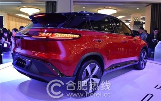 小鹏汽车g3正式发布 定位纯电动紧凑型suv