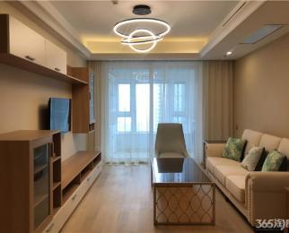 百家湖景枫 全新豪装 中央空调带地暖 高端住宅 地铁口