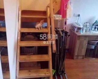 转租杭州滨江区公寓,滨康路地铁附近,一室一厅独卫