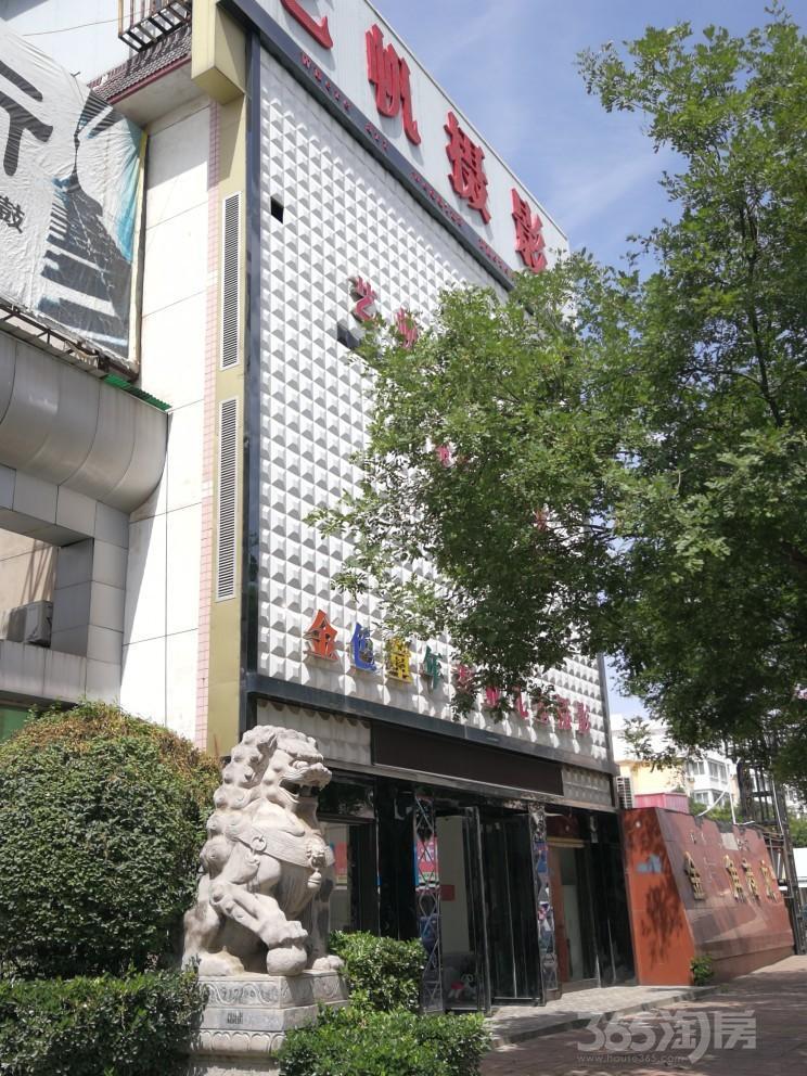 西安泾渭广场金三角933平米350万简装公寓正层出售