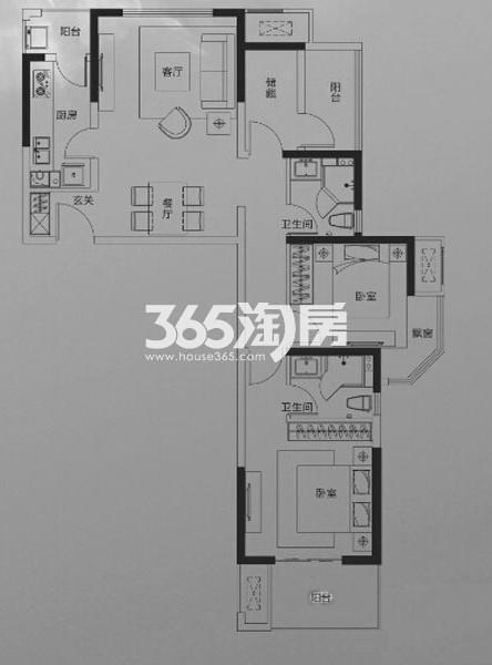 1#楼东户
