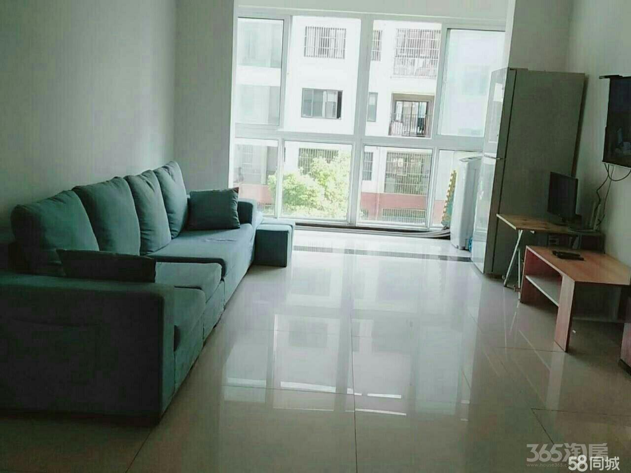 中州国际花园2室2厅1卫79.25平米2014年产权房简装
