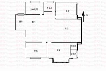 钟楼银河湾第一城4室2厅2卫186.71�O