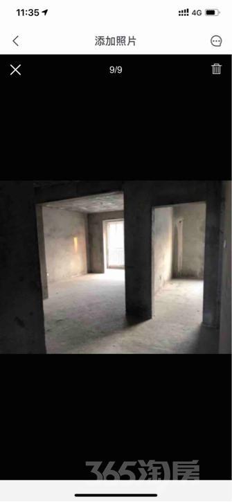 全椒十字丰乐园3室2厅1卫102平米毛坯使用权房2017年建