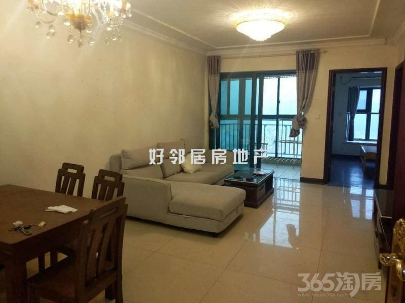 恒大雅苑2室2厅1卫86平米整租精装