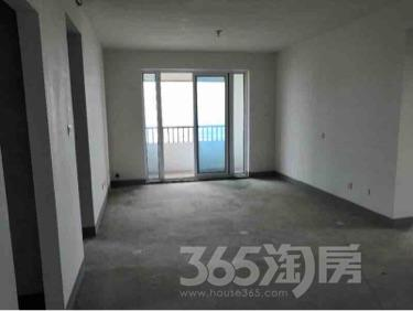 亚东同城逸境3室2厅1卫105平米毛坯产权房2017年建