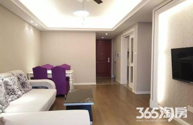万科金域蓝湾3室2厅1卫90平米2014年产权房豪华装
