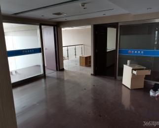 蔚蓝商务港B座17楼417平米可分割