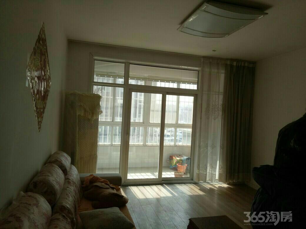 海信盈城2室2厅1卫97平米2007年使用权房中装