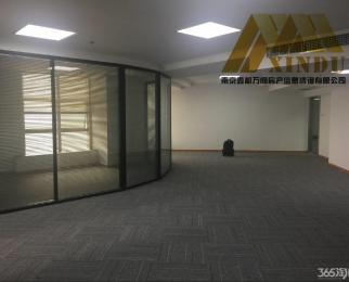 星汉大厦租赁部 上海路地铁口送定制装修整层超值写字楼