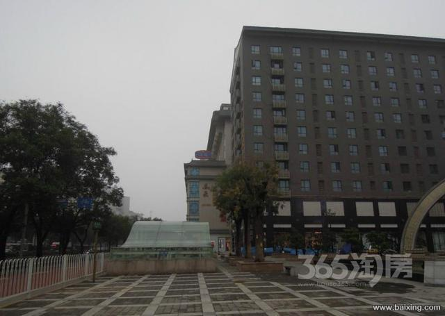 西安民乐园万达广场南向44.10�O满两年产权房精装