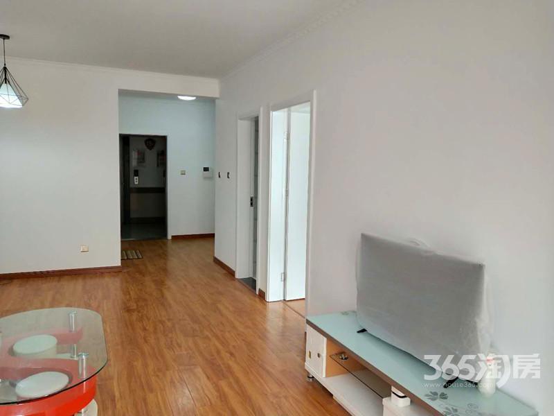首创国际城2室2厅1卫89㎡整租精装紧邻双地铁