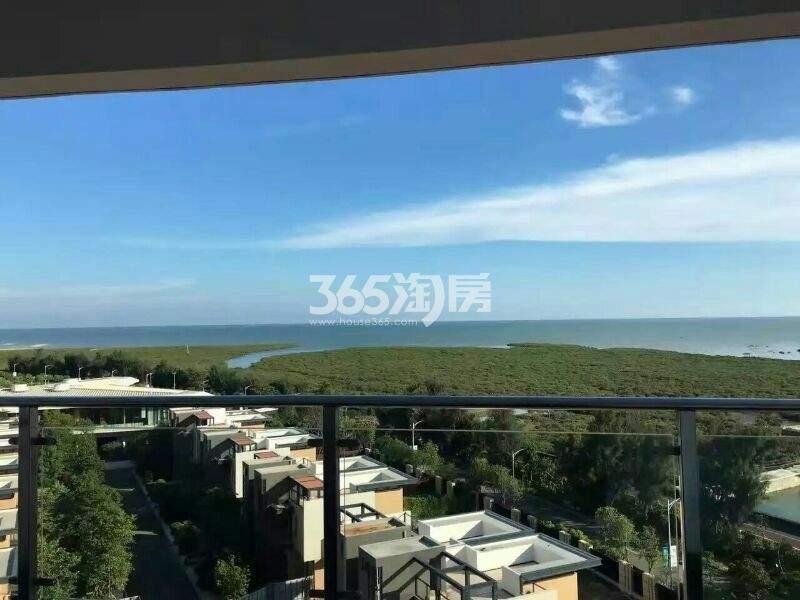 中信国安·北海第一城3号地块实景图