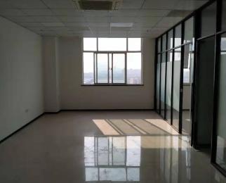 竹山路地铁口天元商厦3个办公室1开间1前台朝南江宁电商产