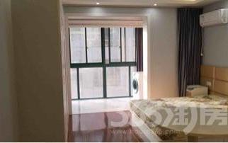 长江大厦1室1厅1卫60平米整租豪华装