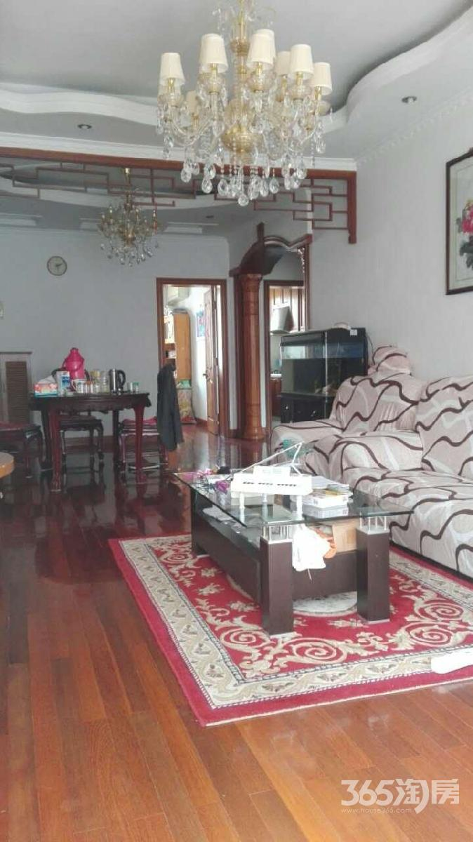 后家山庄3室2厅1卫103平方产权房精装