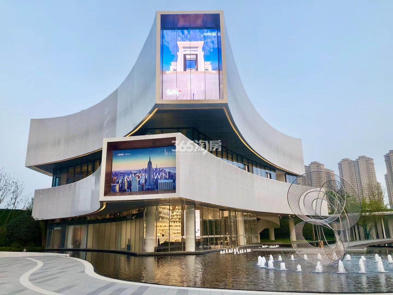 三盛中城实景图