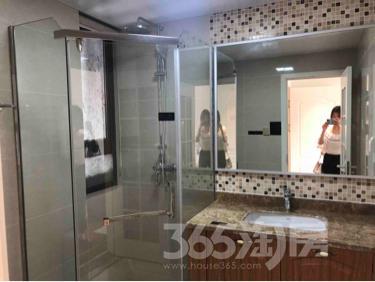 华庭雅阁3室2厅2卫87平米简装产权房2017年建