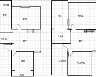福润雅居福润园4室2厅2卫地铁口精装四房送露台地下室