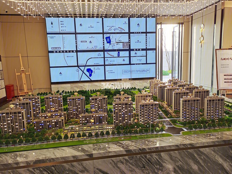 中南恒通和平府交通图